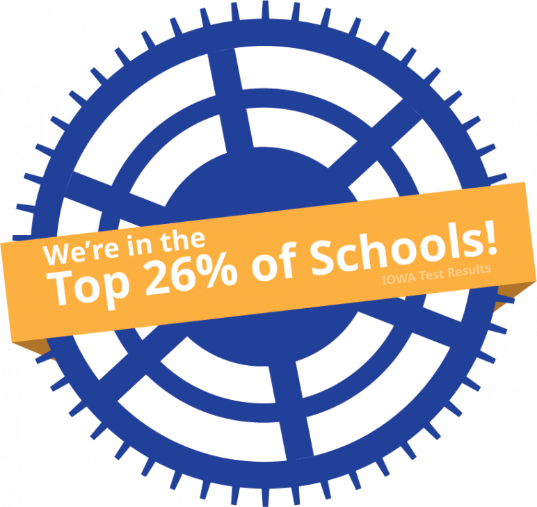Washington Conference schools are in the top 26 percent of schools nationally.